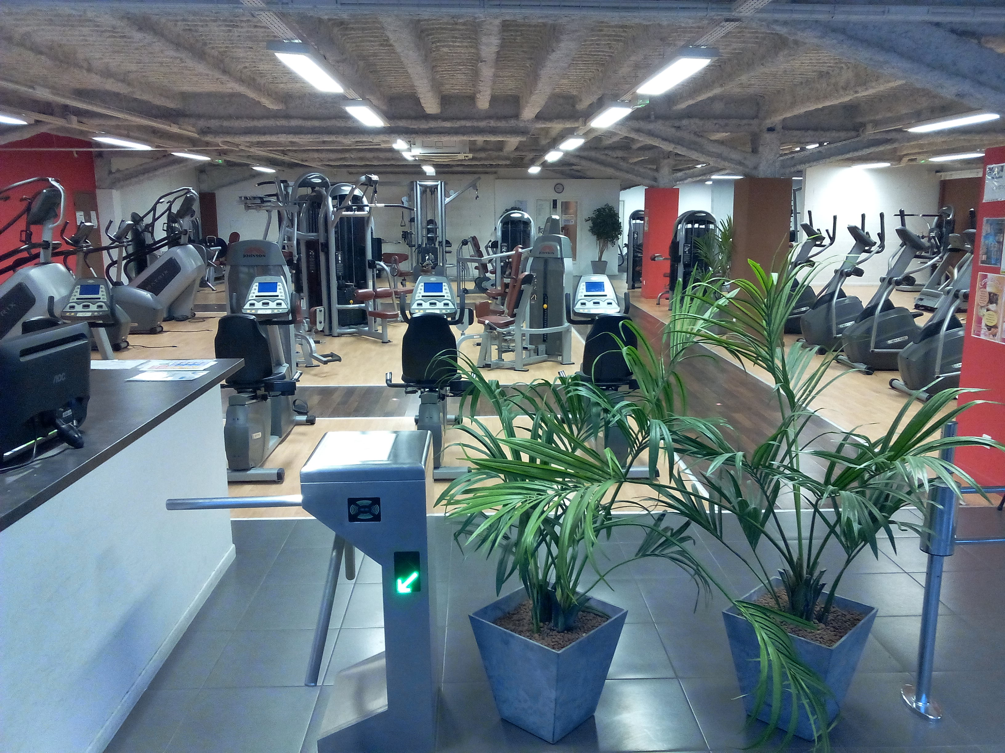 Photo salle de sport Evexia Avignon
